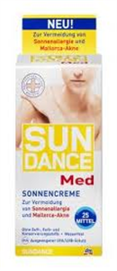 Sundance Med Fényvédő Krém SPF 25