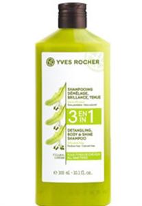 Yves Rocher 3 az 1-ben Kifésülést Könnyítő Sampon