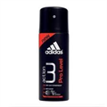 Adidas Action 3 Pro Level Deo Spray