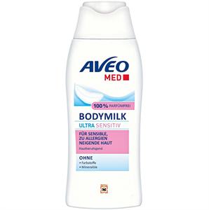 Aveo Med Bodymilk Ultra Sensitiv