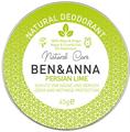 Ben & Anna Persian Lime Natúr Tégelyes Krémdezodor