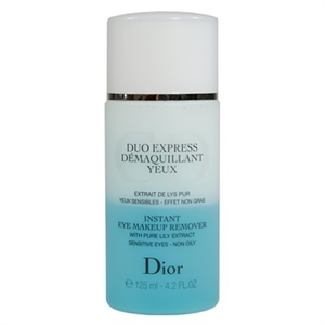 Dior Cleansers & Toners Eye Make-Up Remover Sensitive Eyes