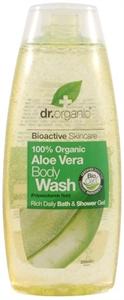 dr. Organic Aloe Vera Tusfürdő