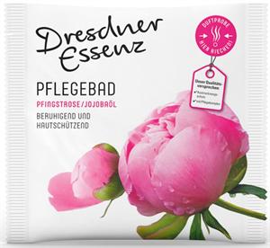 Dresdner Essenz Fürdősó Pfingstrose Jojobaöl