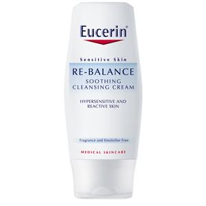 Eucerin Re-Balance Tisztító Tej Intoleráns Bőrre