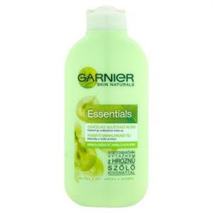 Garnier Essentials Frissítő Sminklemosó Tej Szőlő Kivonattal