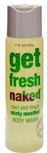 Naked Get Fresh Naked Minty Menthol Body Wash