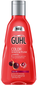 Guhl Color Schutz & Pflege Sampon Acai + Öl