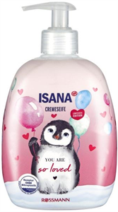 Isana You Are So Loved Folyékony Szappan