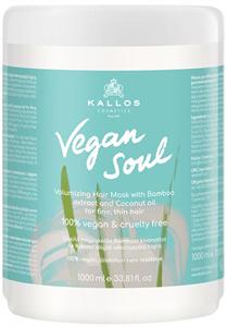 Kallos Vegan Soul Dúsító Hajpakolás