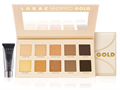Lorac Unzipped Gold Eye Shadow Palette