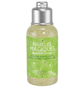 L'Occitane Magical Leaves Exfoliating Shower Gel