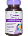 Natrol Biotin 10.000Mcg Maximum Strength