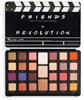 Revolution X Friends Flawless Limitless Palette Szemhéjpúder Paletta
