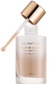 Missha Signature Super Light Foundation SPF20 / PA++