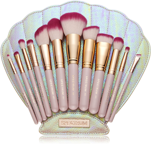 Spectrum Pearly Queen The Bomb Shell Brush Set