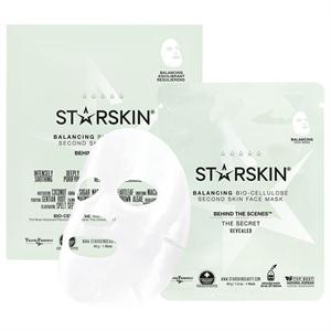 Starskin Coconut Bio Cellulose Balancing Skin Face Mask