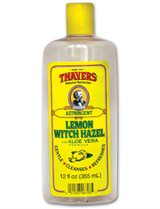 Thayers Lemon Witch Hazel Astringent