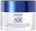 Uriage Age Protect Peeling Éjszakai Ránctalanító Krém