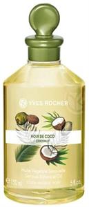 Yves Rocher Kókuszdió Tápláló Masszázsolaj