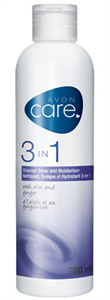 Avon Care 3 in 1 Cleanser Toner Moisturizer