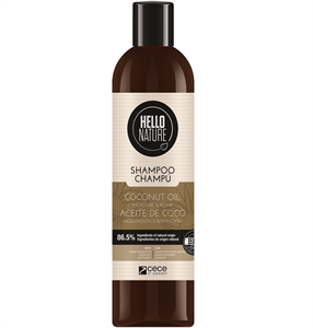 Cece of Sweden Hello Nature Coconut Oil Shampoo
