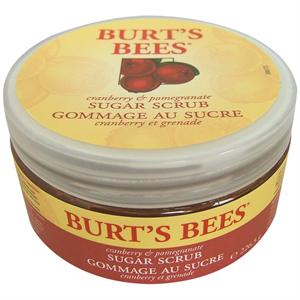 Burt's Bees Cranberry & Pomegranate Sugar Scrub