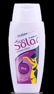 Dr. Kelen SunSolar Plus szoláriumkrém