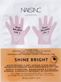 Face Inc By Nails Inc Shine Bright Kézmaszk