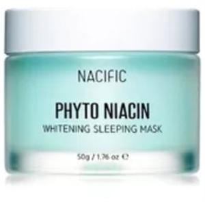 Nacific Phyto Niacin Whitening Sleeping Mask Special Set