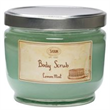 Sabon Body Scrub Lemon Mint Testradír