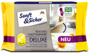 Sanft & Sicher Deluxe Nedves Toalettpapír Kamilla
