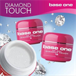 Silcare Base One UV Gél Diamond Touch Építő Zselé
