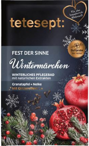 Tetesept Fest Der Sinne Wintermärchen Fürdősó