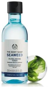 The Body Shop Tengeri Hínáros Tisztító Tonik