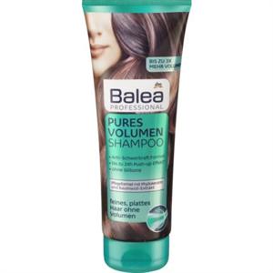 balea professional pures volumen shampoo. Black Bedroom Furniture Sets. Home Design Ideas