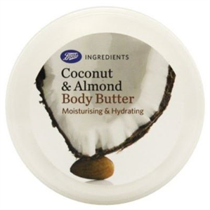 Boots Coconut & Almond Body Butter