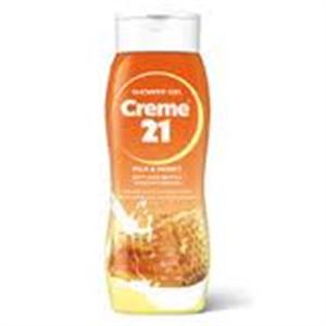 Creme 21 Milk and Honey Tusfürdő