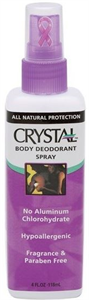 Crystal Deo Natur Spray
