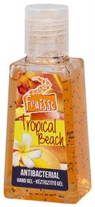 Fruisse Antibakteriális Kéztiszító Gél Tropical Beach