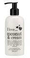 I Love... Coconut &Cream Testápoló