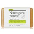 Neutrogena Naturals Arc- és Testszappan