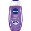 Nivea Care Shower Fresh Power Fruit Antioxidants & Blueberry Scent tusfürdő