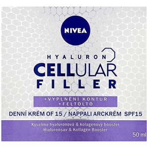 Nivea Hyaluron Cellular Filler Feltöltő Nappali Krém SPF15