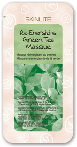 Skinlite Re-Energizing Green Tea Masque