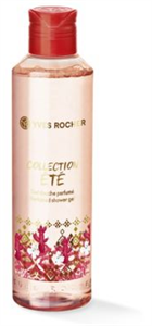 Yves Rocher Collection Été 2017 Tusfürdő