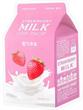 A'PIEU Strawberry Milk Sheet Mask