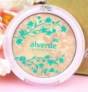 Alverde Naturzauber Natural Beautifying Powder