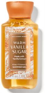Bath & Body Works Warm Vanilla Sugar Tusfürdő