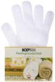 Body&Soul Peeling Handschuhe Nylon Weiss